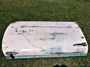 1950 1951 Ford Convertible Used Passenger Side Door And 1951 Ford Victoria