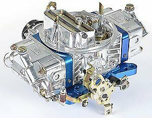 Holley 0 76850bl Ultra Double Pumper Carburetor 850 Cfm Electric Choke