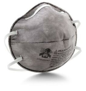 1 Box Of 20 Each 3m 8247 R95 Particulate Respirator see Listing And Pictures