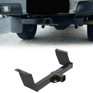 For 1983 2011 Ford Ranger Class 3 Rectangular Trailer Hitch Receiver Towinig 2