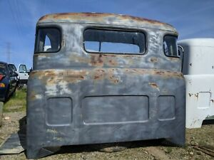 48 49 50 51 52 53 Dodge Truck B series Deluxe 5 Window Cab Roof Dash Floor