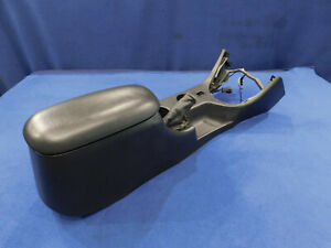 01 03 04 Ford Mustang Cobra Dk Charcoal Center Console Oem Used 99 00 02 Gt C45