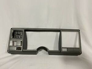 Nos Gm 88 94 Chevy Truck 454 Ss Gmc 1500 2500 Tahoe Suburban Dash Bezel Housing