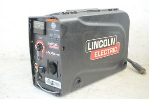 Mig Welder Wire Feeder Lincoln Ln 25 Pro