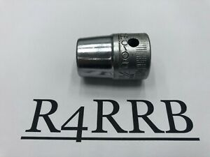 Snap On Tools Usa Vintage 1 2 Drive 7 16 Sae 8pt Double Square Socket No414