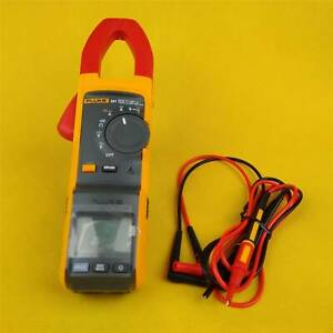 Fluke 381 Ac dc Remote Display True Rms Clamp Meter With Iflex New