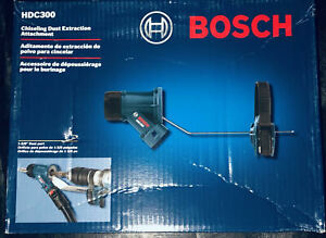 Bosch Hdc300 Hammer Chiseling Dust Extraction Attachment
