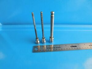 Used Snap On Tools 5 6 10 Mm 3 8 Dr Long Ball Hex Sockets Lot Of 3