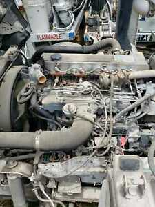 Good Used Running Isuzu 4 8 4he1 T Diesel Engine For Isuzu Npr Nqr 1998 2004