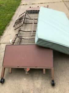 Probasics Full Electric Hospital Bed W Mattress Walker Local Pickup Mason Oh