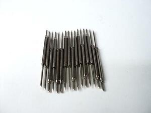 Lot Of 2 Hc 2 2a 16m 3 Test Probe Pin Spear 2mm Dia 43mm Length 400 pieces