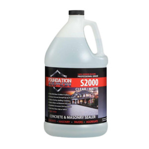 1 Gal Concentrated Sodium Silicate Concrete Sealer Hardener And Densifier