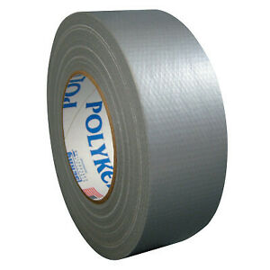 223 2 silver 2 x60yds Silver Duct Tape 1086550 1 Each
