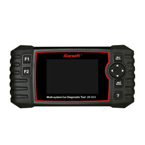 Icarsoft Us V2 0 Professional Auto Diagnostic For Ford Gm Chevrolet Oil Reset