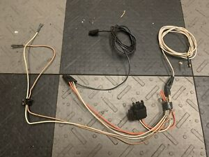 1978 1987 Grand National T type Gnx Front Seat Belt Dome Light Wire Harness Gm