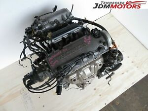 96 97 98 99 00 Honda Civic 1 6l Sohc Non Vtec Engine Only Jdm Zc Motor