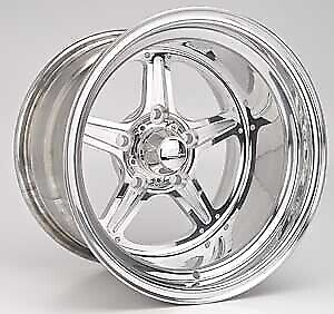 Billet Specialties Rs035106535n Street Lite Wheel Size 15 X 10 Rear Spacing