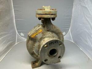 Durco Mark Ii Pump Casing 1 5x1 6 34 Material D20 Pattern Ct22565ba