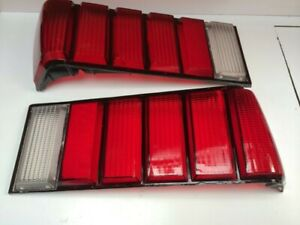 Ford Mustang 1979 To 1982 Tai Lights Lh And Rh