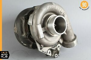 Mercedes W211 E320 Cdi Diesel 3 2l Om648 Turbo Turbocharger 6480960299 Oem