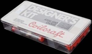 Coilcraft Designer s Kit 90 series Epoxy Coated Axial Lead Chokes Inductor