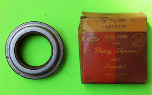 1937 1938 1939 Chrysler 8 Cyl Nos Front Drive Pinion Oil Seal Mopar 567235