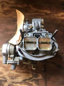 1973 1974 Chevy 2bbl 2 Barrel Holley Carburetor Nos 8293 R8293 0479 Nos New