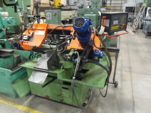 10 Fmb Jupiter Mitering Auto Band Saw 10 25 0 Degrees 7 87 45 Degrees 1994