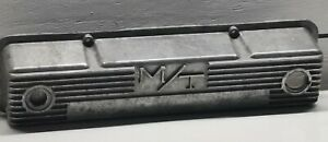 Mickey Thompson M T Small Block Chevy Valve Covers 103r 50b Preowned D6