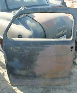 1942 1946 1947 1948 Lincoln Coupe Left Door f
