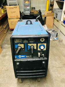 Miller Bobcat 250 Lp Engine driven Welder Generator 907504