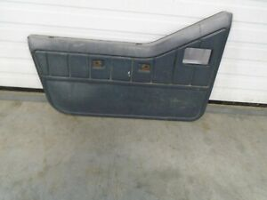 Jeep Wrangler 76 86 Cj7 Cj8 87 95 Yj Driver Half Door Interior Panel Free Ship