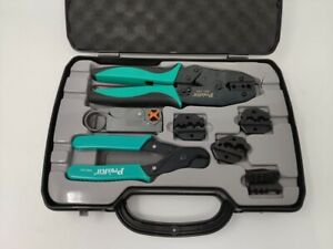 Eclipse 500 001 Tool Kit For Coaxial Crimping