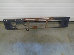 Jeep Wrangler Yj 87 95 Metal Dash Backing Frame Oem Factory Free Shipping