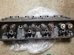 Cylinder Head Chevy 350 5 7l V8 Sbc 062 906 Vortec 96 02 Sold One Head No Core