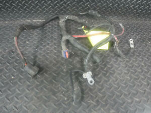 Jeep Grand Cherokee Zj 1995 5 2 V8 Engine Wiring Power Wiring Harness