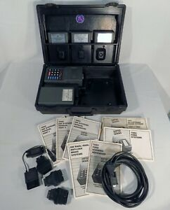 Mac Tools Mspi Pro Link 9000 Gm Ford Chrysler Systems Scan Tool Reader Obd1