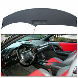 For 1993 1996 Chevrolet Camaro Upper Instrument Dash Pad Cover Injection Molding