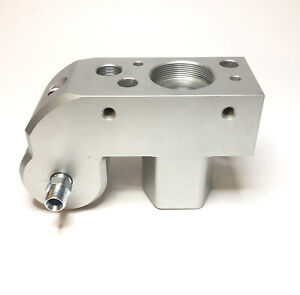 Titan 805 324a Oem Pump Block W fitting For 440 540 640 Impact 805324 805 324