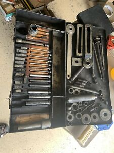 Tool Kit Tester Antique Auto Car Truck Vintage Rare Buick Piston Rings Automotiv