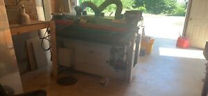 50 Inch Knuth Drum Sander 3 Phase Electric