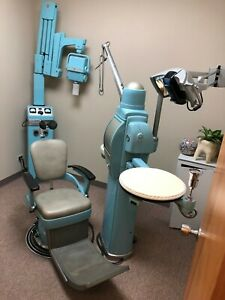 Ritter Dental Unit Futuristic Robot Must See Local Pickup Only Museum Art