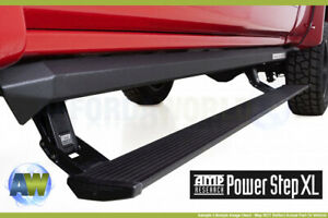 Amp Research Powerstep Xl Running Boards Steps For 2013 2017 Dodge Ram 2500 3500