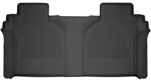 Husky Liners Weatherbeater Rear Floor Mats For 2019 20 Silverado sierra Crew