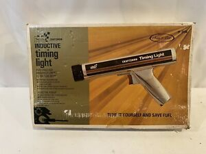 Sears Craftsman 28 2194 Inductive Advance Scale Timing Light In Box