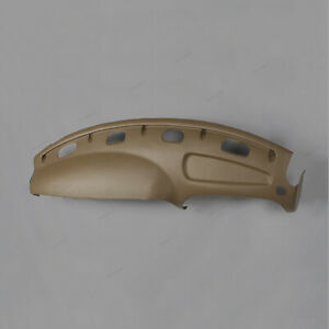 Dash Cover Molded Cap Overlay Beige Fit For Dodge Ram 1500 2500 3500 1998 2002