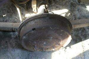 1935 1936 Pontiac Rear Brake Drum F