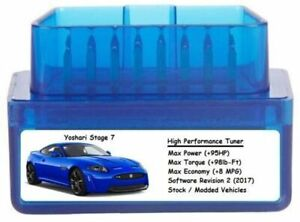 Stage 7 Performance Power Tuner Chip Add 95hp 8mpg Obd Tuning Chrysler Dodge