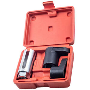 Oxygen Sensor Socket Wrench O2 Remover Installer Puller Extractor Tool Kit 7 8
