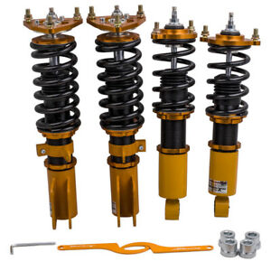 Coilovers Kit For Mitsubishi Lancer Es Sedan 4 Door 2008 2016 2 0l Adj Damper